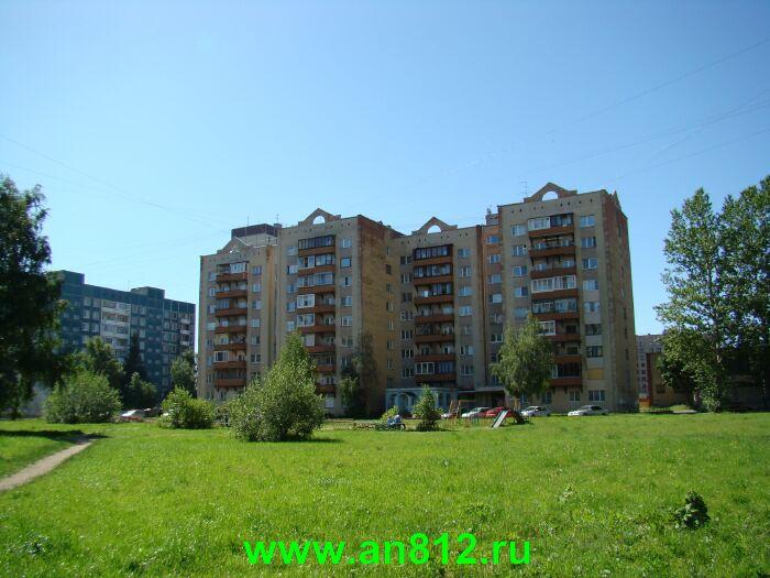 Проспект Луначарского 86 к.3 Калининский район Санкт ...