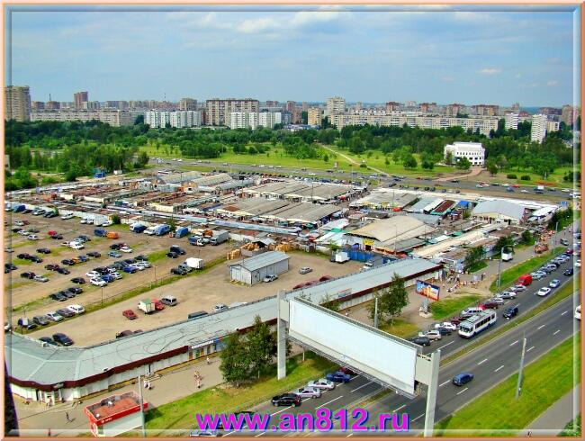 Северный рынок вещевой продовольственный Санкт-Петербург.