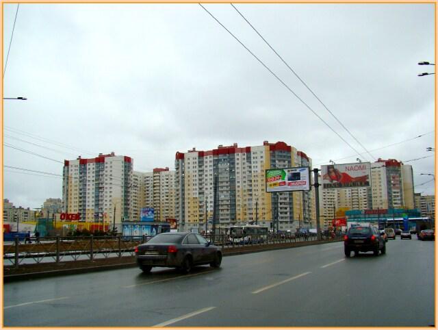 происхождение индустриального проспекта в санкт-петербурге: