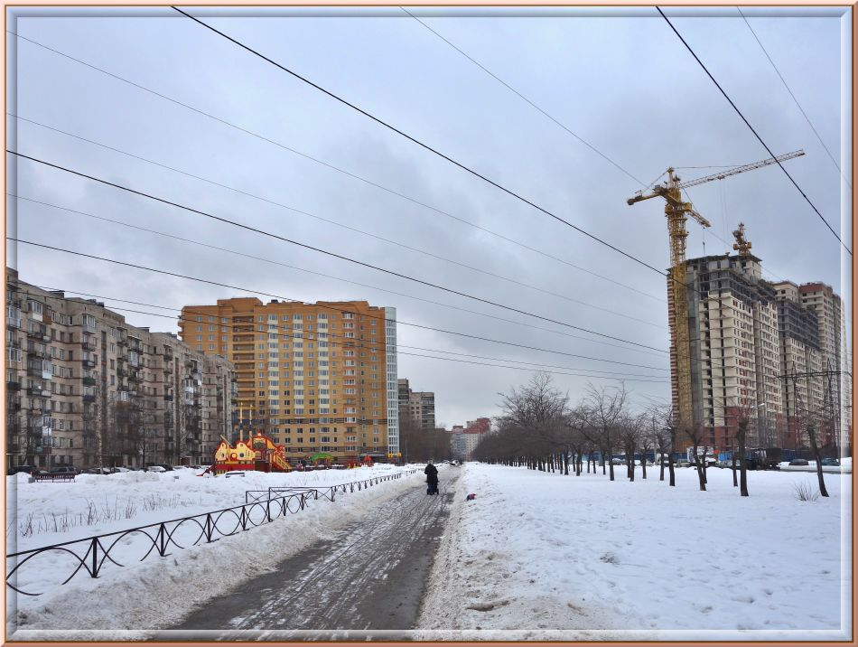 Орджоникидзе 59 корпус 2 Санкт-Петербург