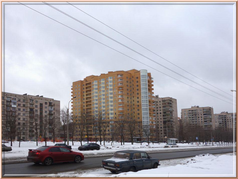 Орджоникидзе 59 к.2 Санкт-Петербург